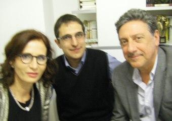 Маргарет Мацантини, Георги Митов-Геми и Серджо Кастелито